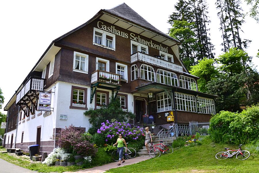 Gasthaus Schneckenhof,  Schollach