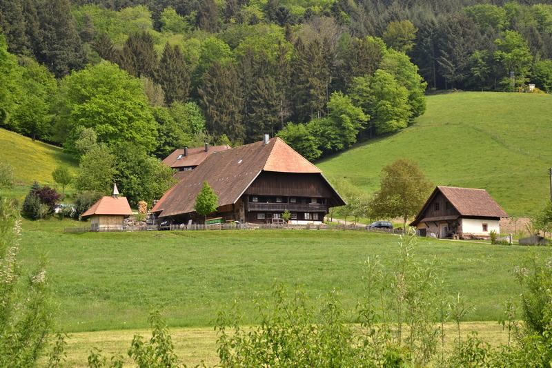 Bauernhof im Schuttertal