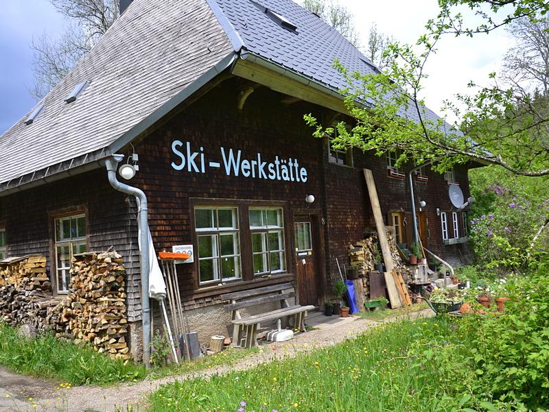 """Einzigartige Ski Werkstätte    """" Wehrle""""     am Raben bei Furtwangen"""