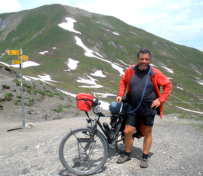 Grand Col Ferret,  2490 m  (AostaTal-Schweiz)