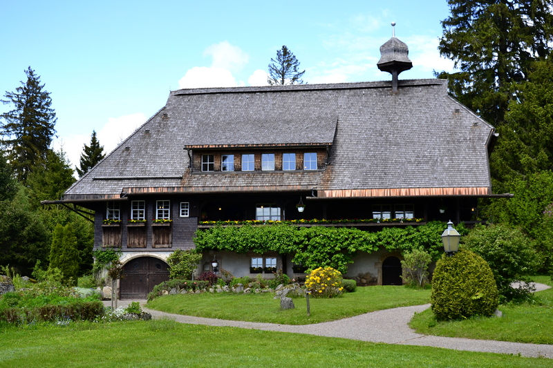 Heimatmuseum Hüsli - Grafenhausen