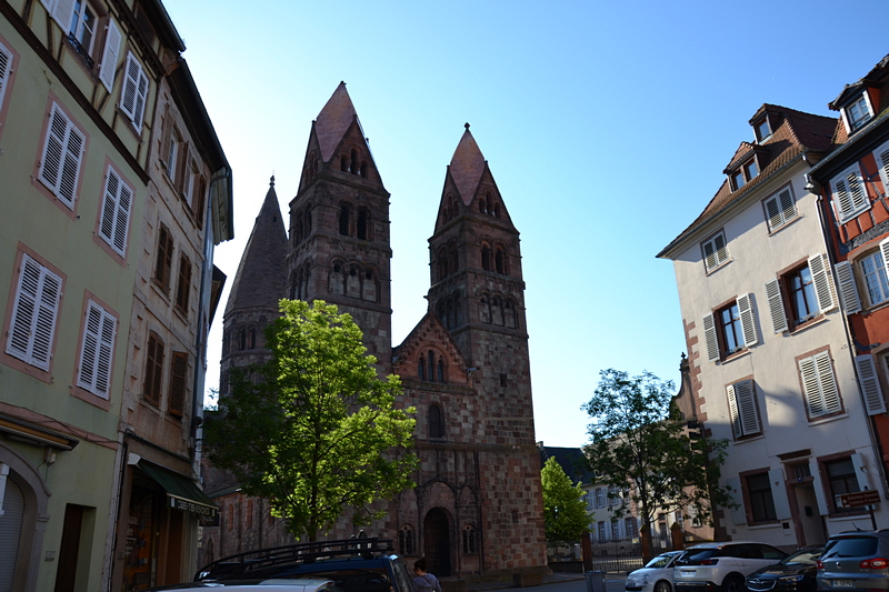 Pfarrkirche Sainte-Foy (Ste-Foy) Selestat