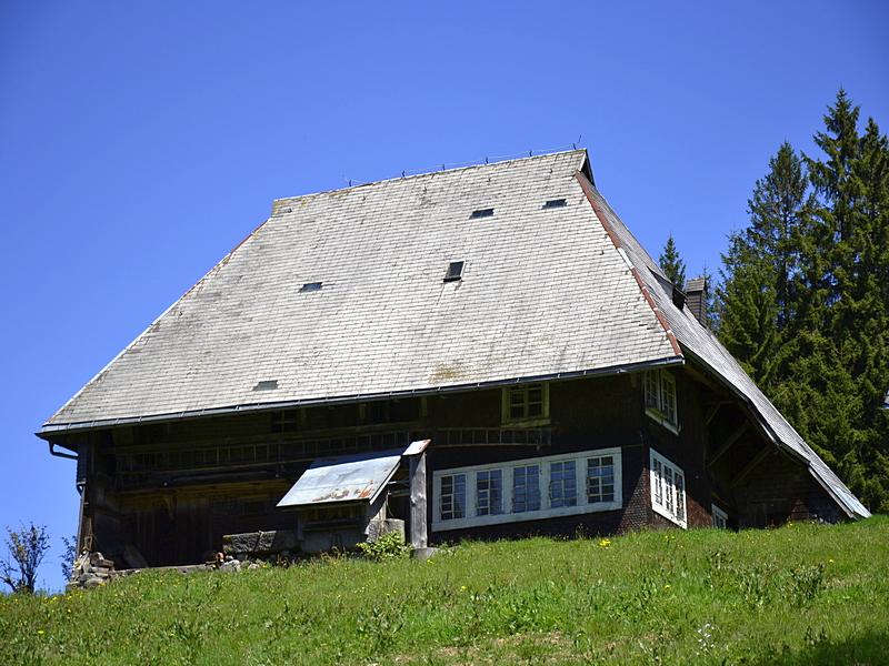 Schwarzwaldhaus nah der Donauquelle - Furtwangen