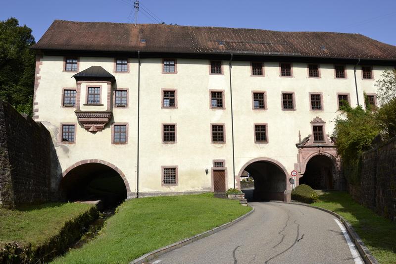 Kloster Wittichen - Schenkzell