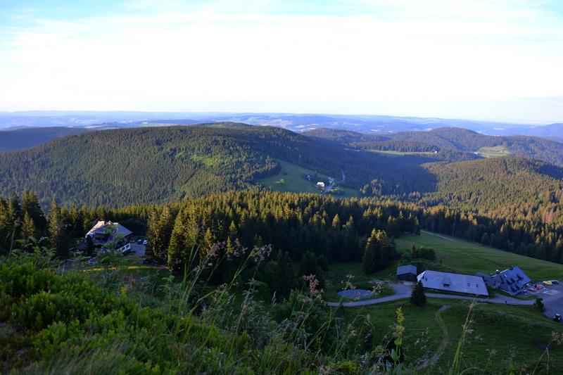 Naturfreundehaus und Baldenwegerhütte - Feldberg
