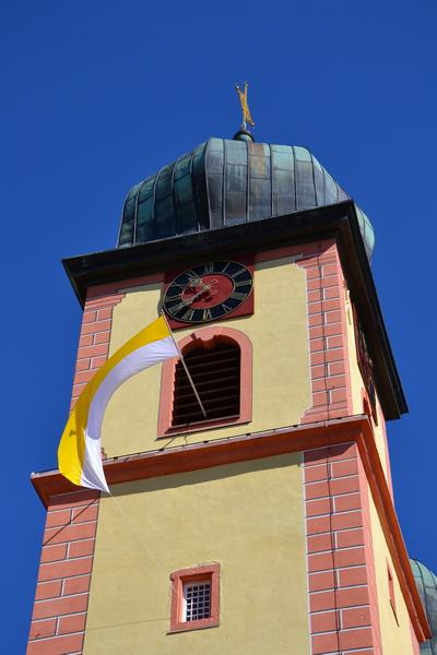 Kirchturm St. Märgen