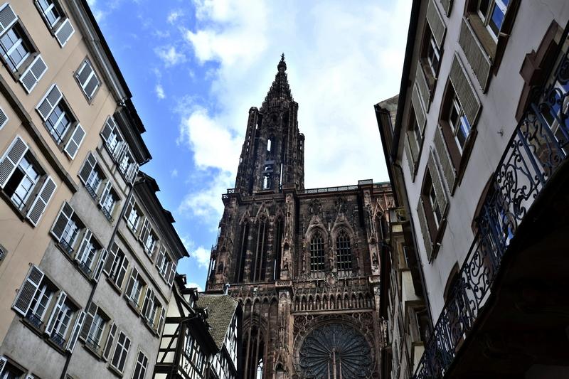 Münster Straßburg