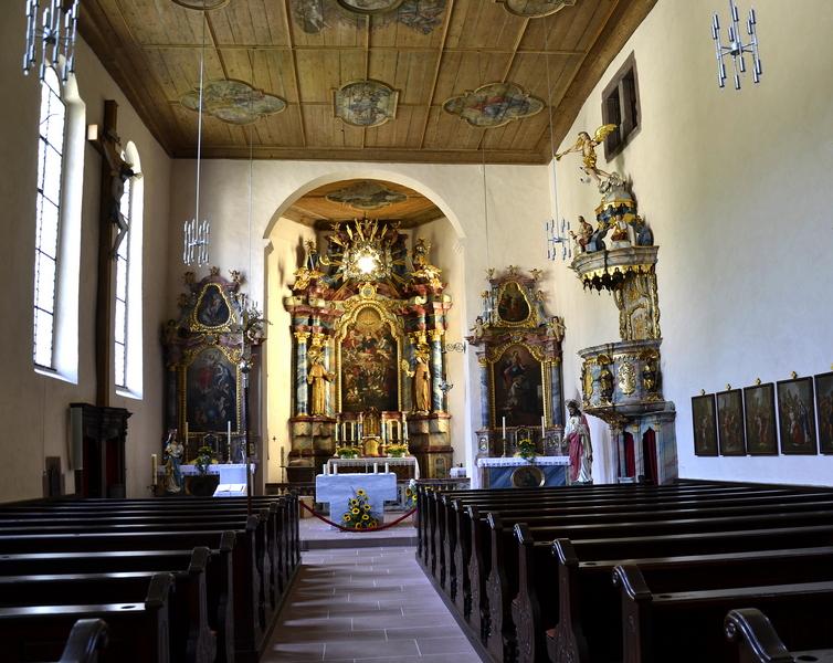 Klosterkirche Wittichen - Schenkzell