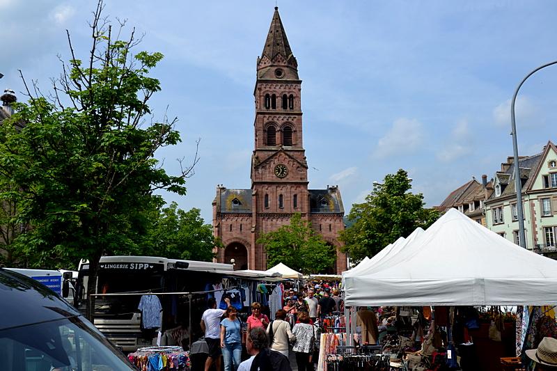 Evangelische Kirche Munster (Haut Rhin)