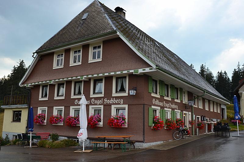 Gasthaus Engel - Hochberg