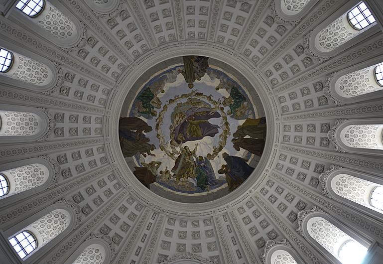 Dom St. Blasien, Kuppel