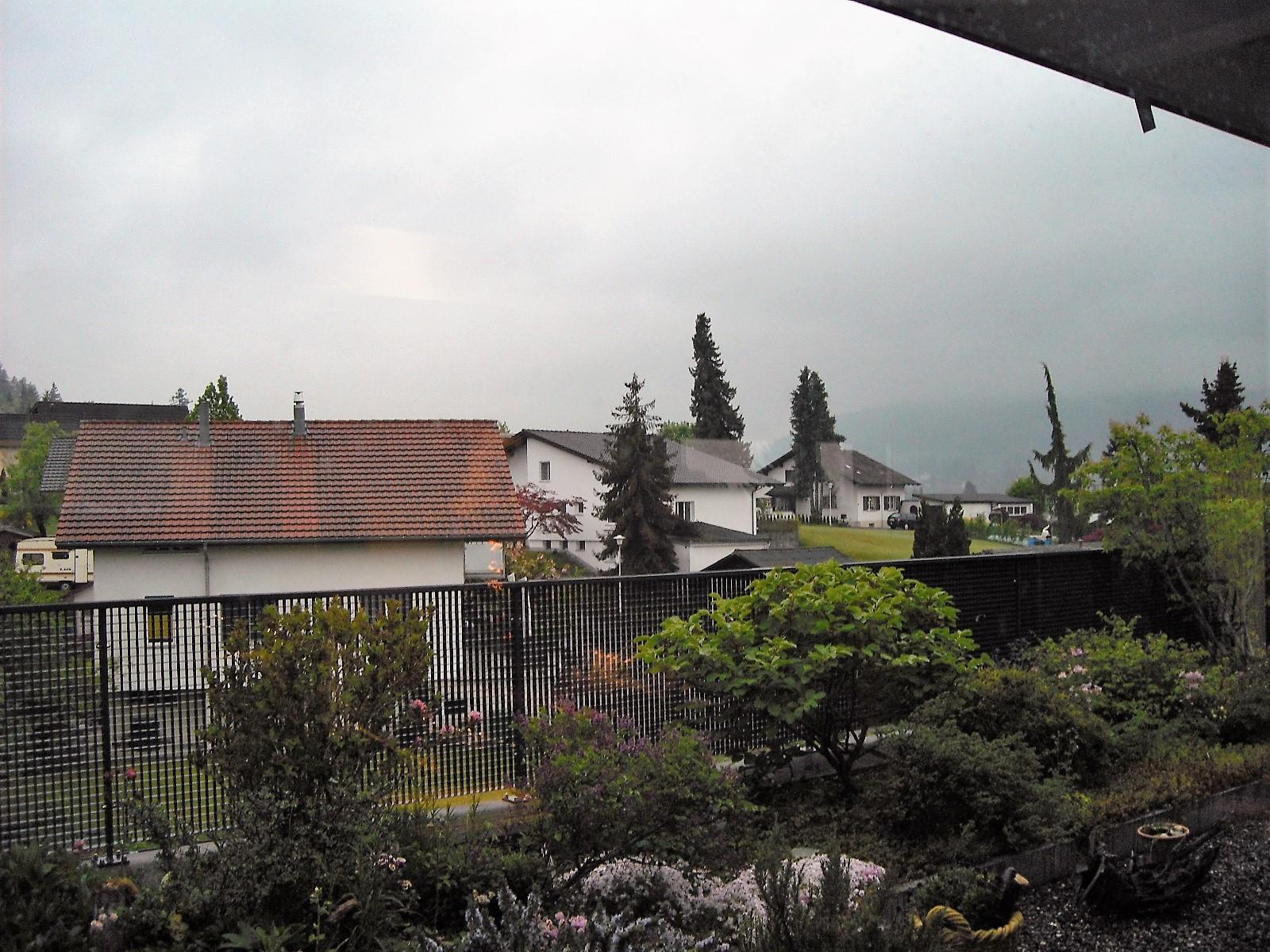 Mai / 2 / Dachgarten Süd-West