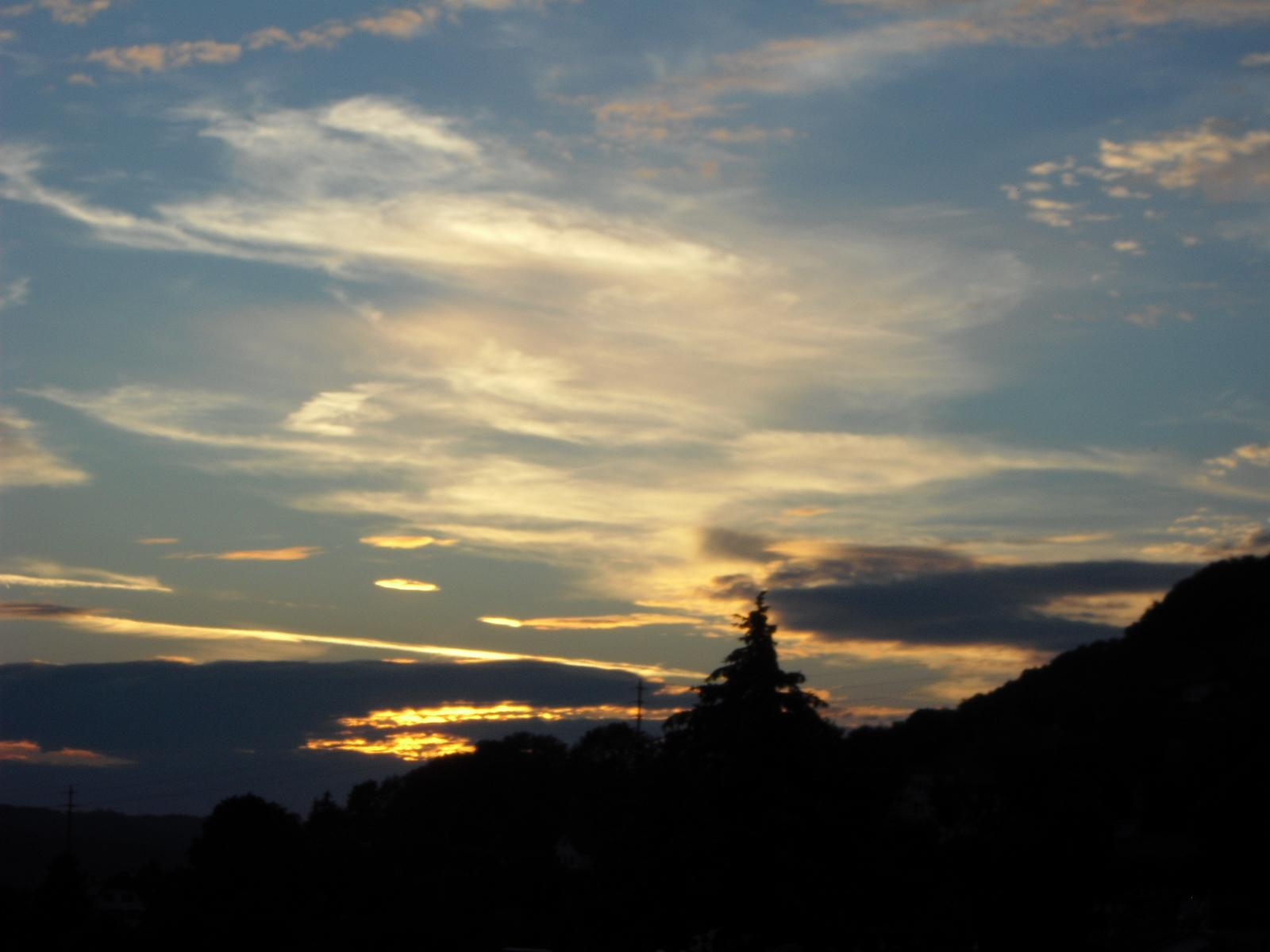 August / Wolken-5