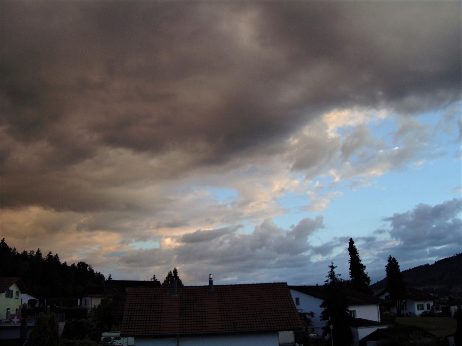 August / Wolken-2