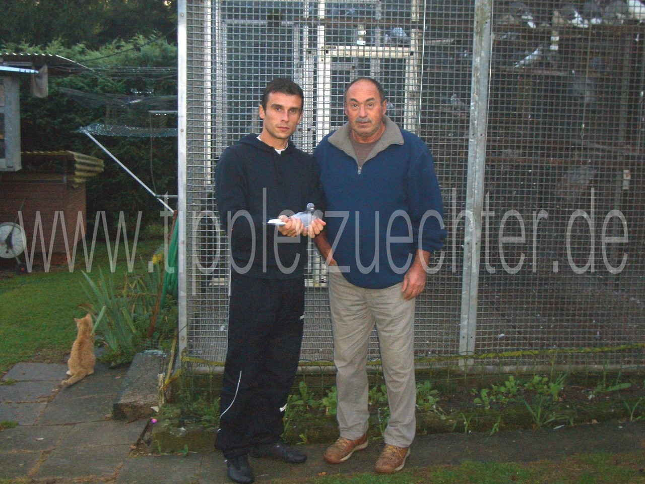 Aleksandar and Antun