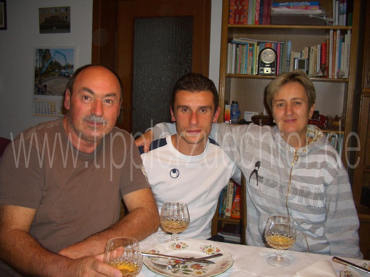 Antun, Aleksandar i Branka