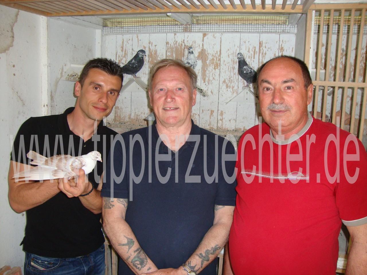 Aleksandar, Paul Green and Antun