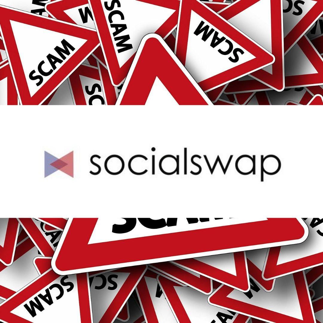 Kann SocialSwap ein Scam sein?