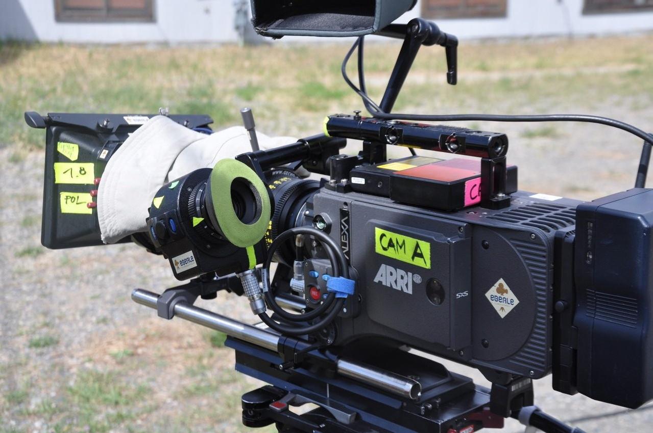 Kamera für digitale Aufnahmen