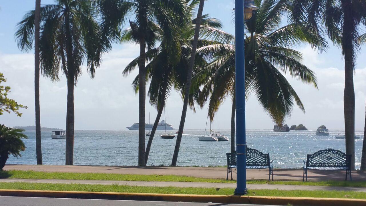 Hafen von Samaná