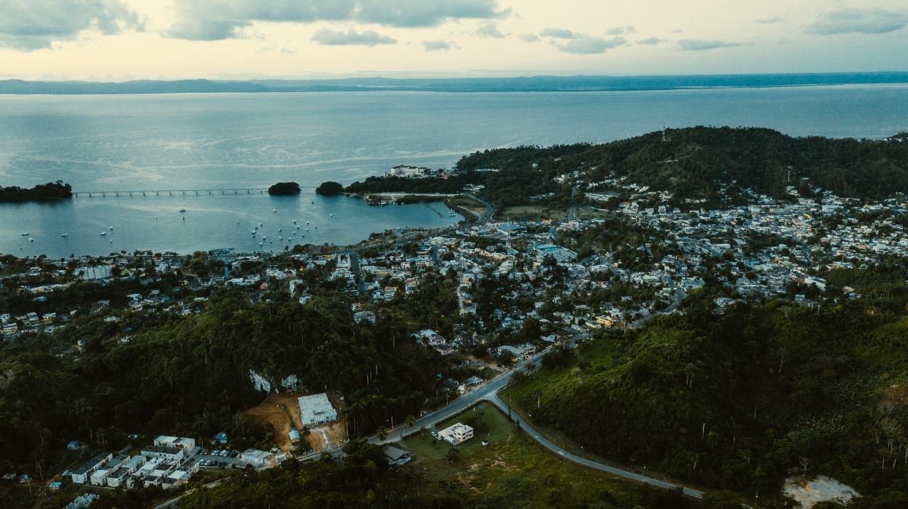 Samaná (Luftaufnahme)