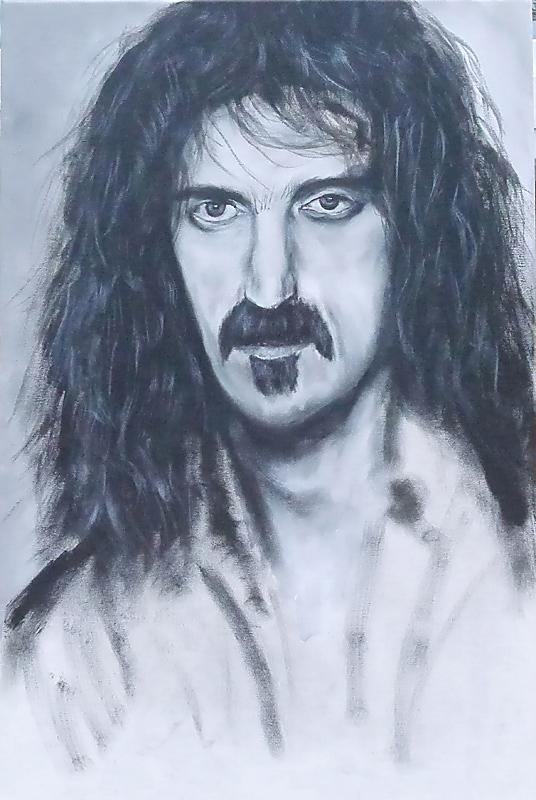 Frank, Portrait