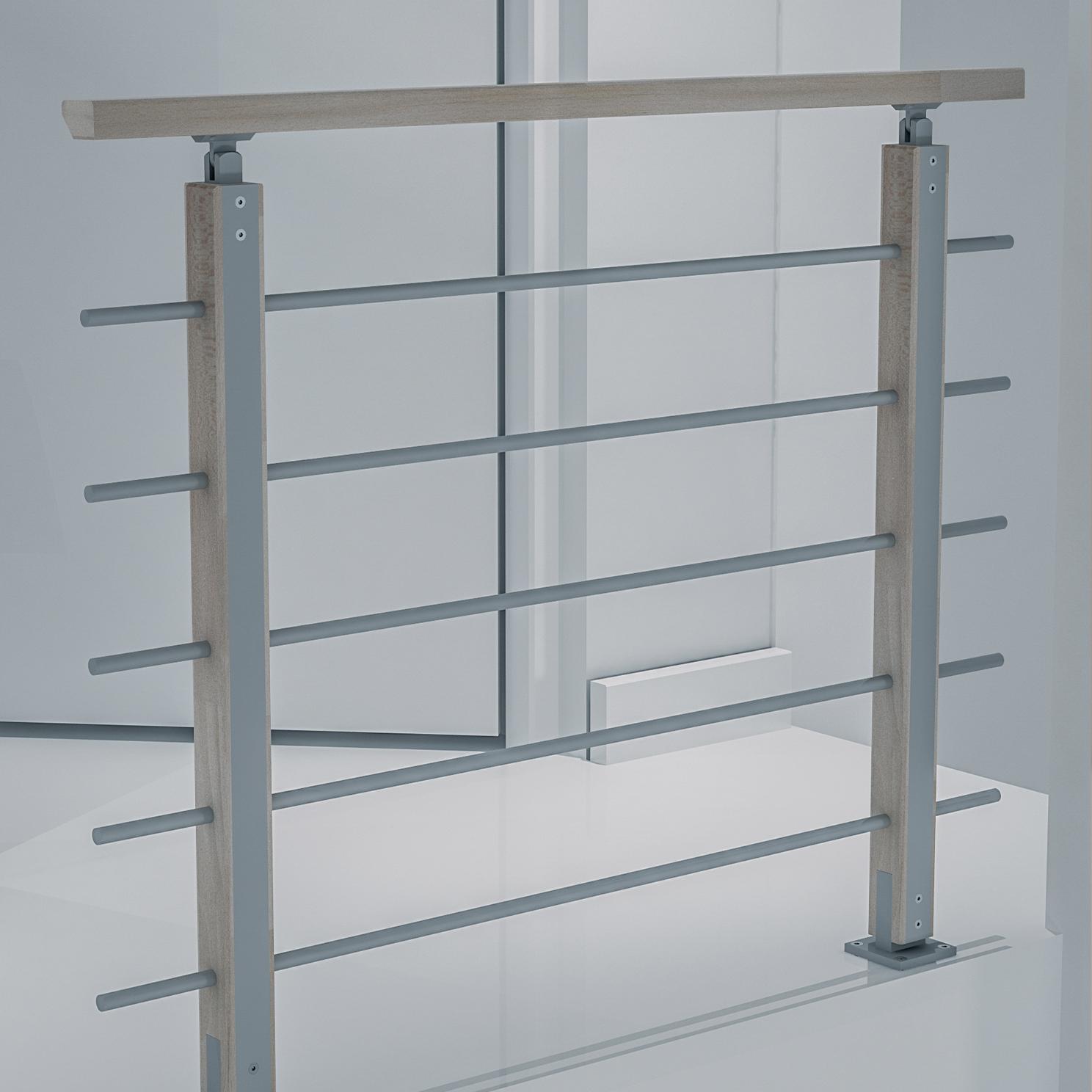 BRETAGNE - Bi-matière - 120cm