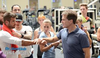 Grundausbildung bei Dr. Axel Gottlob zum zertifizierten Fitnesstrainer