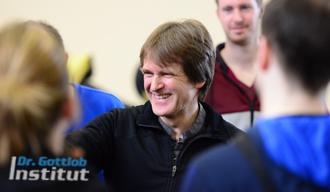Ausbildung bei Dr. Axel Gottlob zum Master Personal Trainer