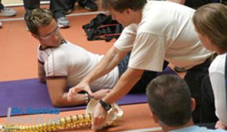 Wirbelsäule/Core Lehrgang Dr. Gottlob Institut