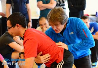 Ausbildung bei Dr. Axel Gottlob für Personal Trainer, Physiotherapeuten, Fitnesstrainer, Ärzte und Leistungssportler