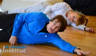 Ausbildung bei Dr. Axel Gottlob zum Master Fitnesstrainer