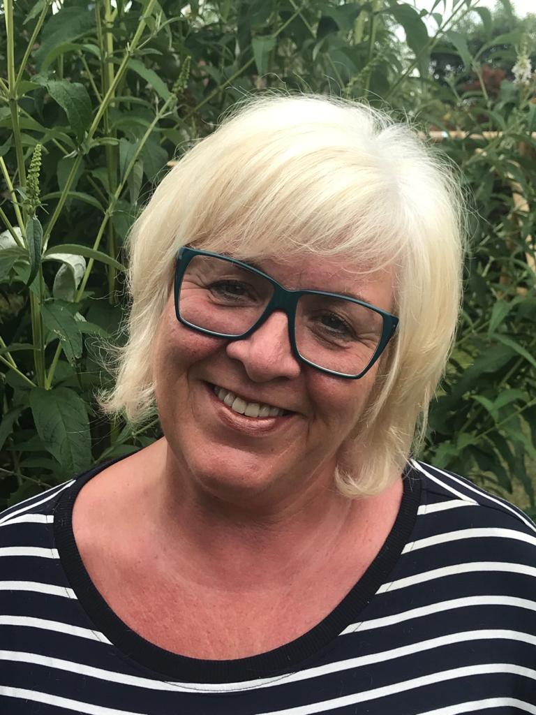 Obfrau Karin Macher