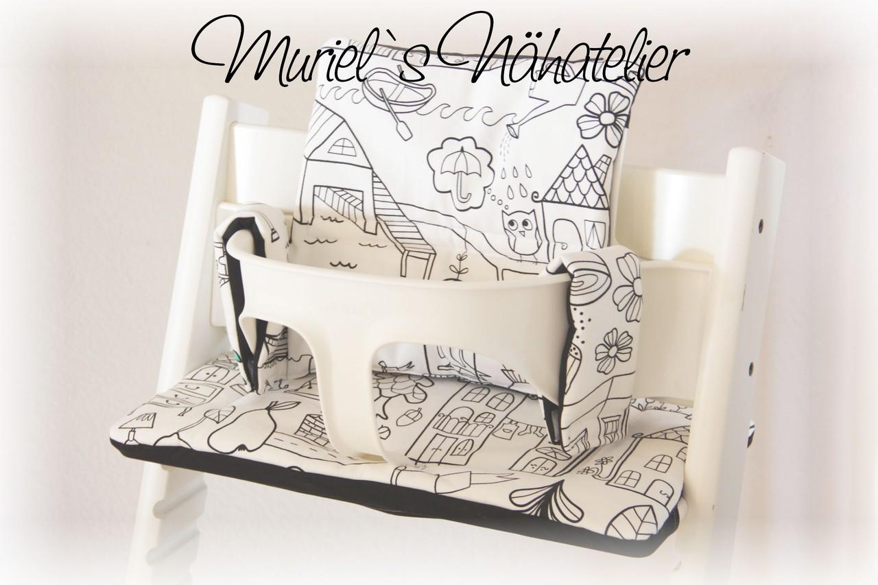 tripp trapp kissen zum anmalen muriels n hatelier. Black Bedroom Furniture Sets. Home Design Ideas