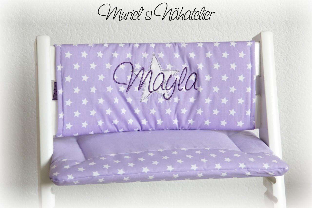 tripp trapp kissen superstar muriels n hatelier. Black Bedroom Furniture Sets. Home Design Ideas