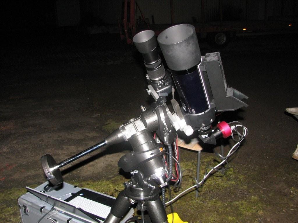 Langzeitbelichtung mit Canon EOS 450D