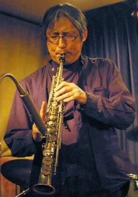 安田昇司 Sax & Flute