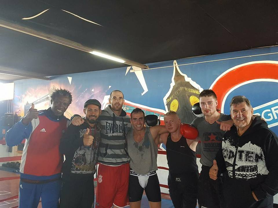 Boxing retreat holiday Spain - Boxing camp holiday Spain