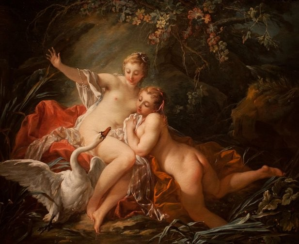 François Boucher. The Four Seasons: Summer , 1755