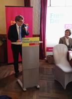 Reinhard Houben, Bezirksvorsitzender (Bildquelle: FDP-Bezirksverband Köln)
