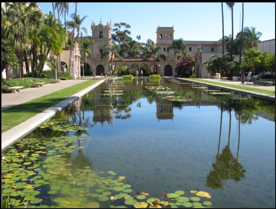 Balboa Park, San Diego. Photo by: Boogie