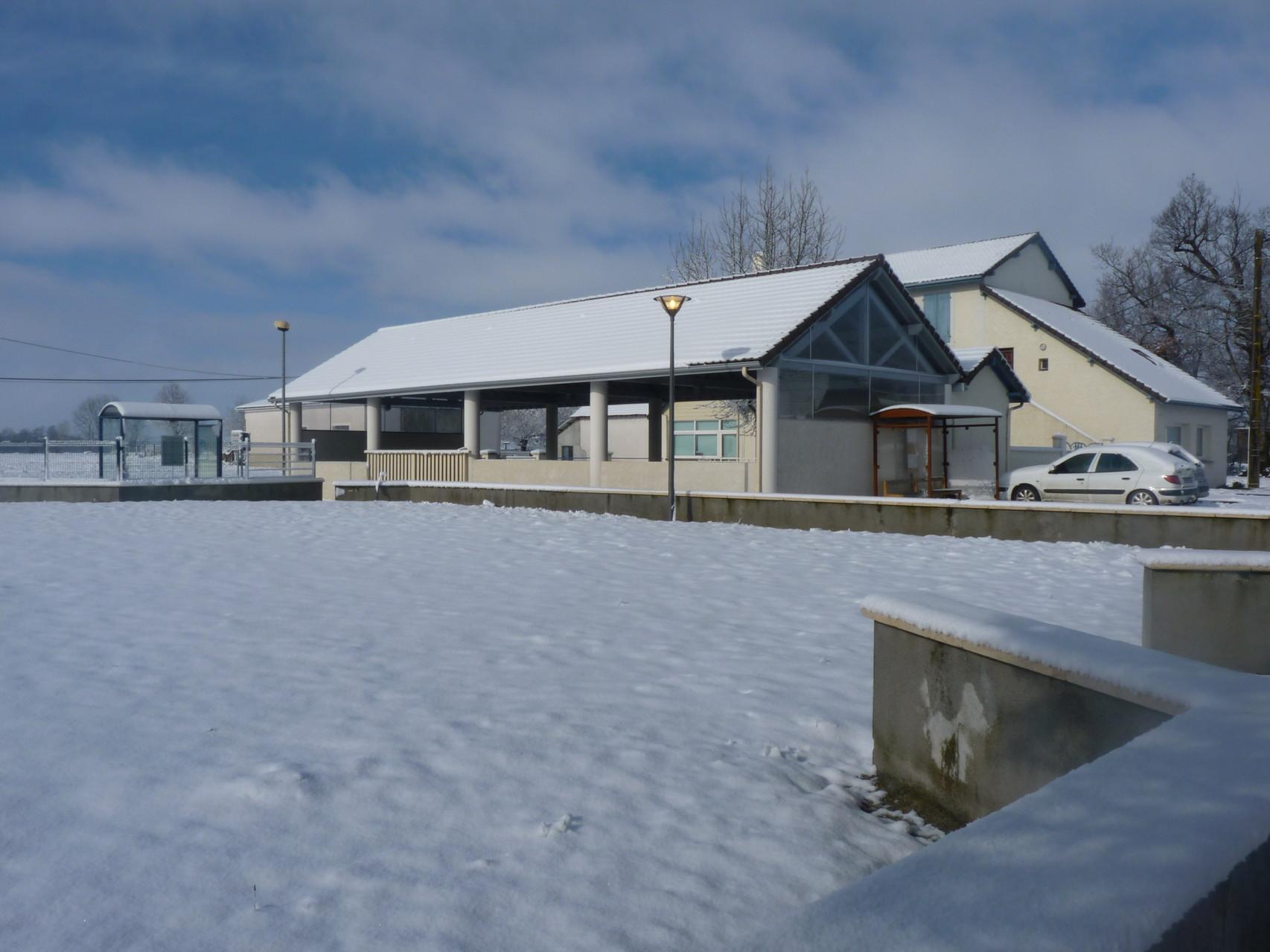 Ecole de Garlède-Mondebat fév. 2015