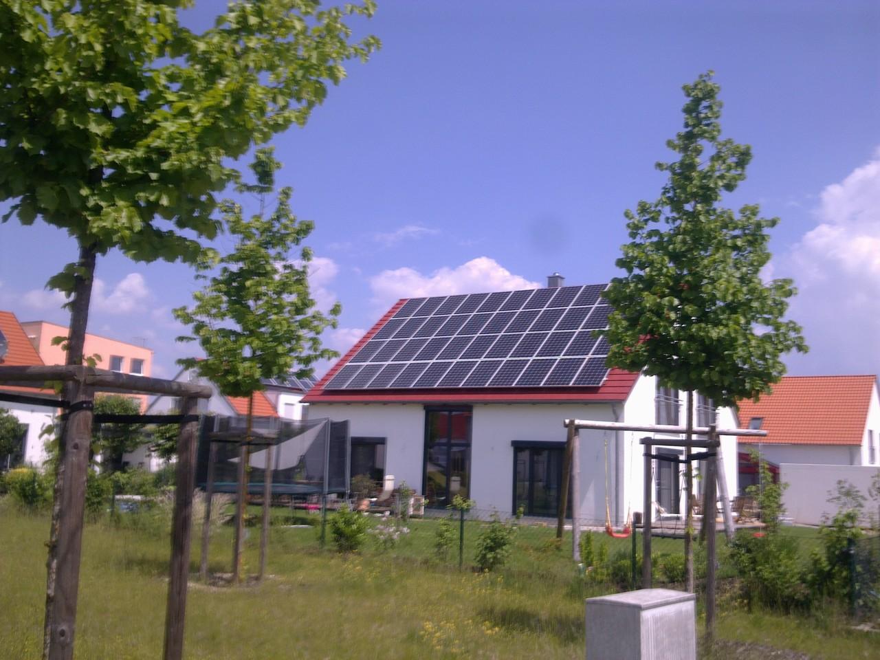 15 kWp Photovoltaikanlage in 93055 Burgweinting