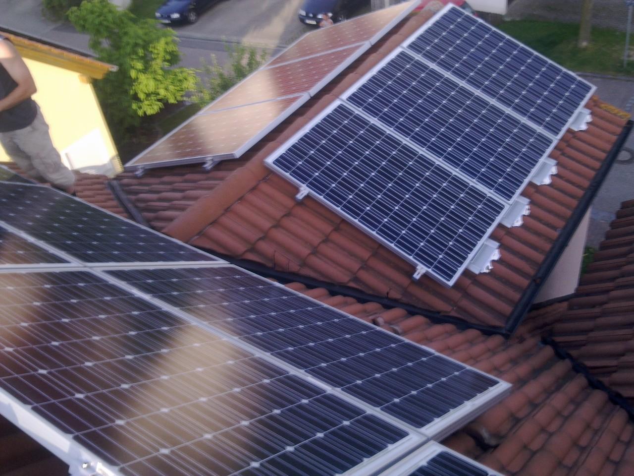 6 kWp Photovoltaikanlage in 93083 Köfering