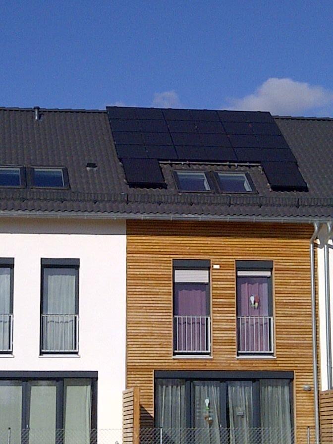 3,96 kWp in 85757 Karlsfeld Bosch Solar Black