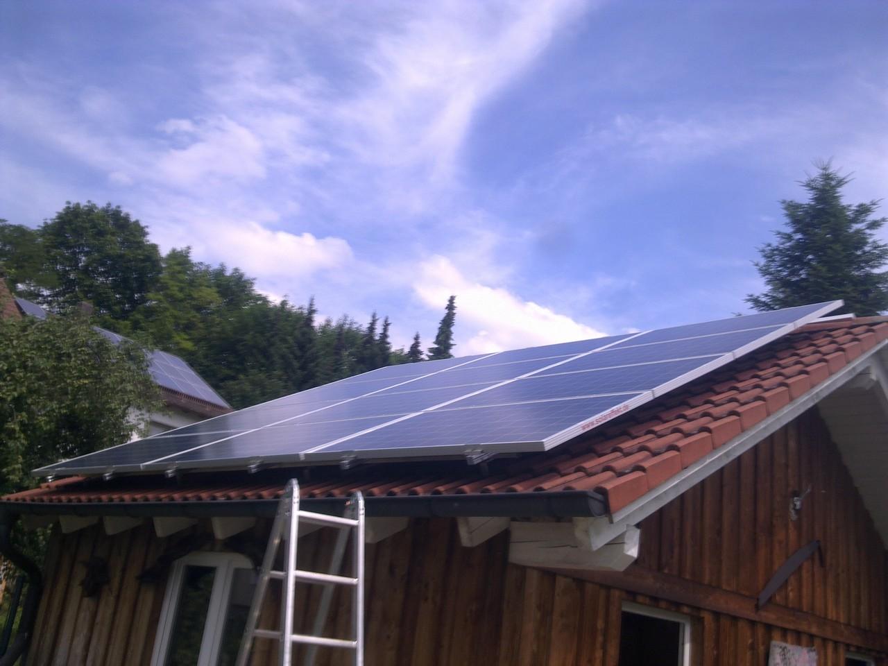 93186 Undorf 6 kWp Photovoltaikanlage
