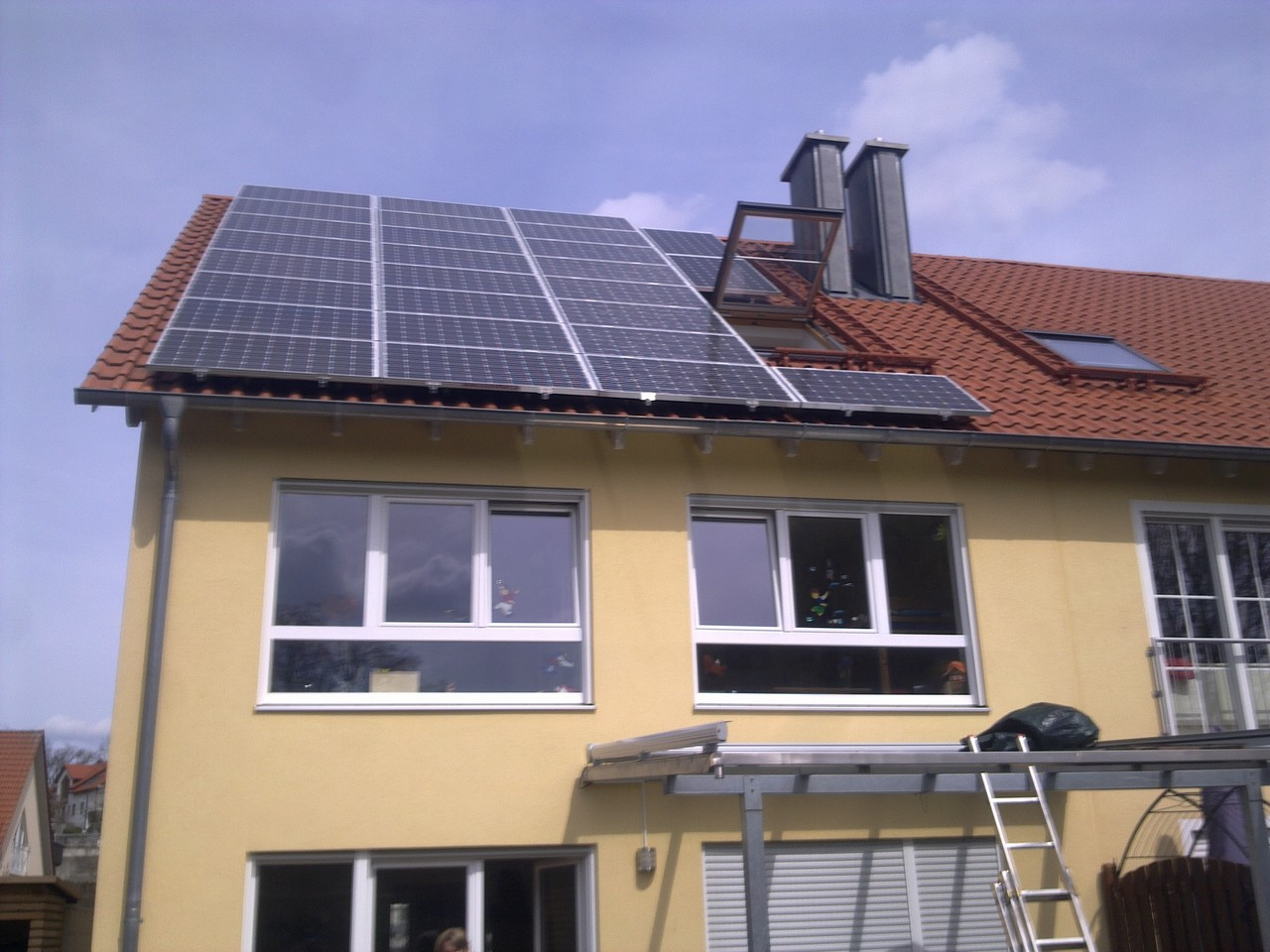 7,15 kWp Photovoltaikanlage in 93138 Lappersdorf