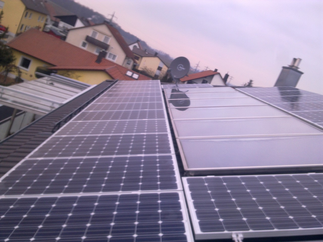 9 kWp Photovoltaikanlage in 93053 Obertraubling