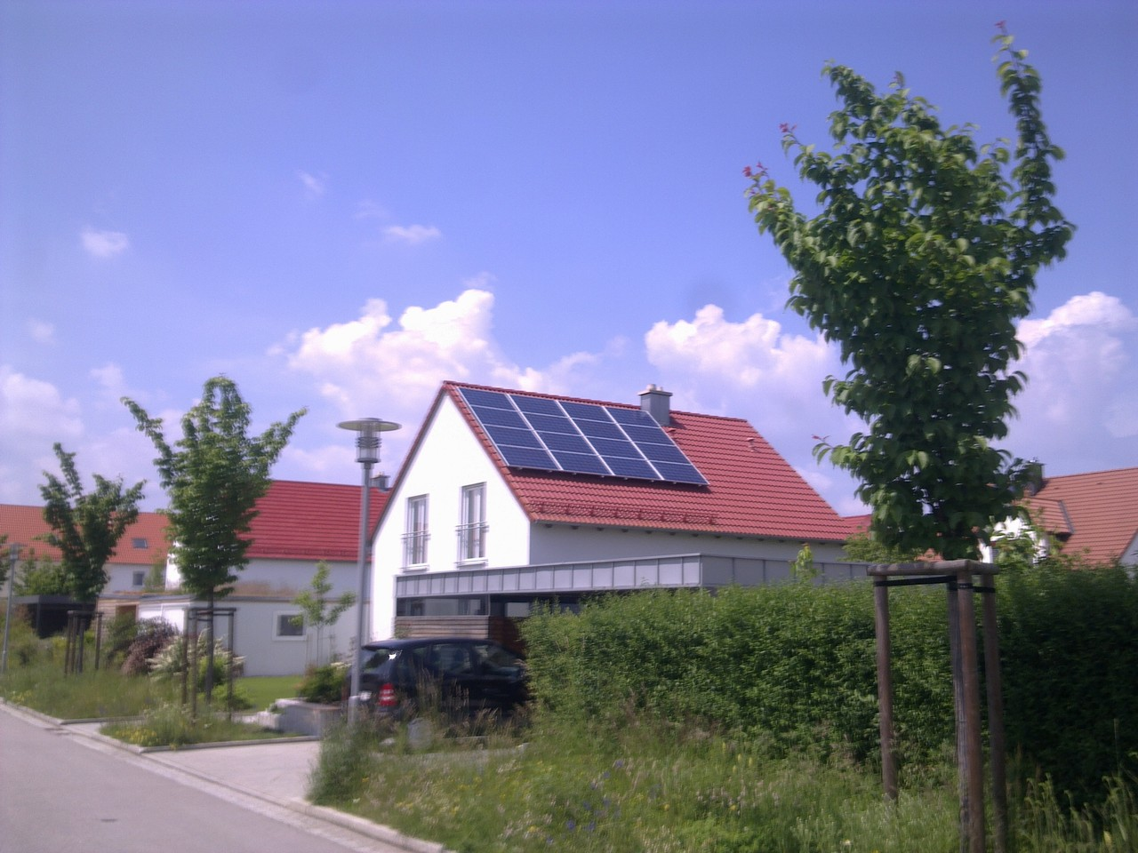 7,5 kWp Photovoltaikanlage in 93055 Burgweinting