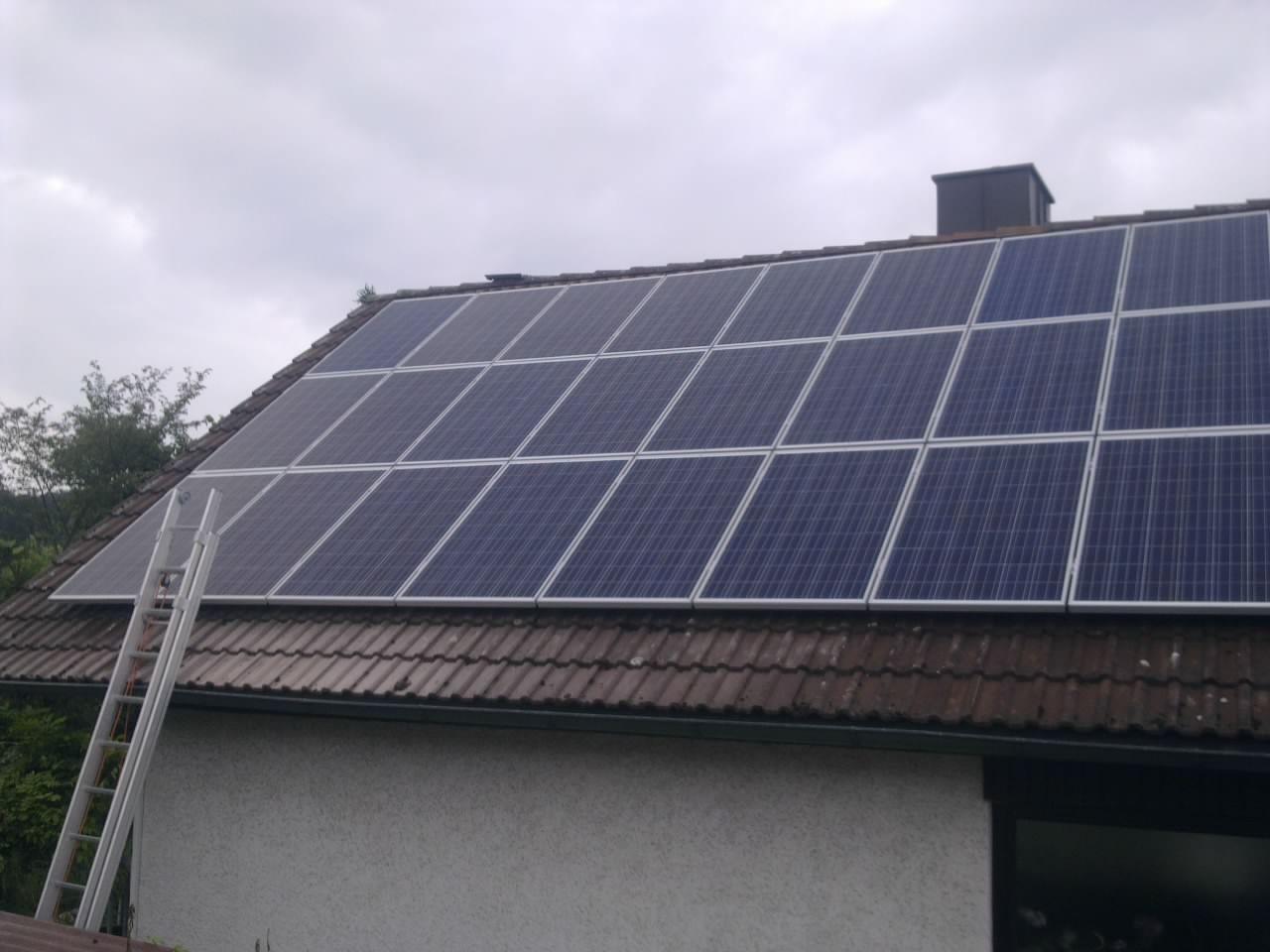 93083 Regensburg 10 kWp Photovoltaikanlage